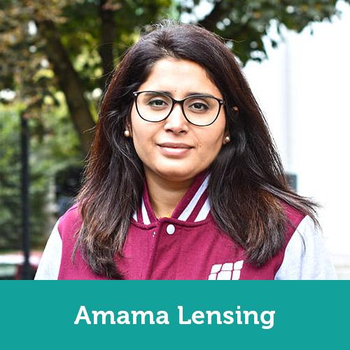 AmamaLensing